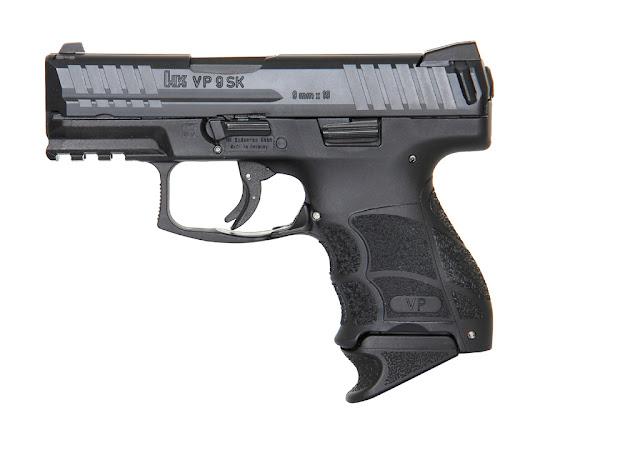 VP Series handgun