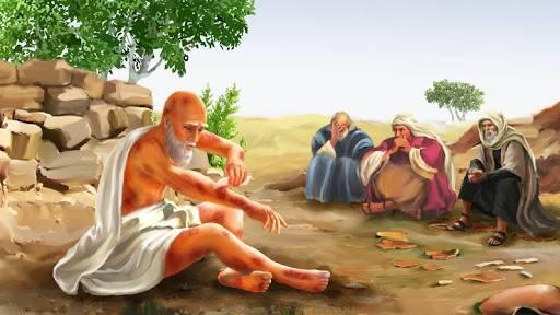KISAH AYUB DALAM ALKITAB