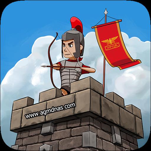 تحميل لعبة Grow Empire: Rome v1.3.78 مهكرة للاندرويد (اخر اصدار)