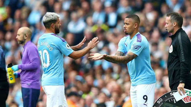 Guardiola struggles with strikers