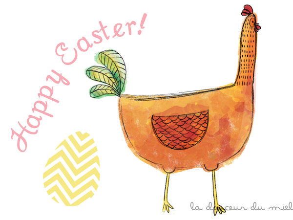 Happy Easter! / Buona Pasqua!