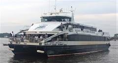Viajar de Colombia a Perú en el nuevo Ferry del Amazonas