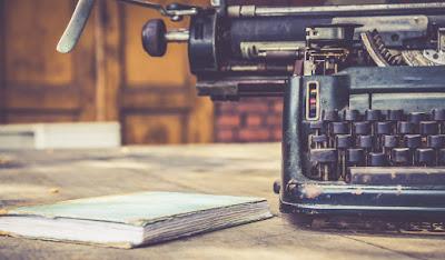 Maquina de escribir donde personajes tan famosos de Islandia como Halldór Laxness solía escribir