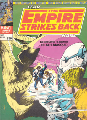 The Empire Strikes Back #149, Monthly
