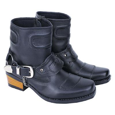 Sepatu Boot Touring Catenzo MP 204