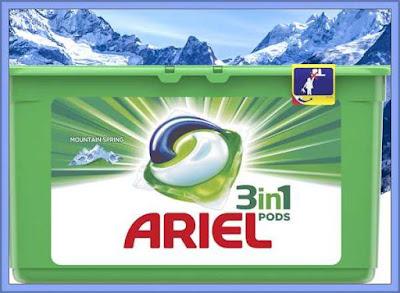 Capsule ARIEL 3in1 PODs pareri forumuri detergenti buni recomandari