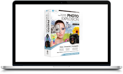 Avanquest Photo Explosion Deluxe 5.09.26090 Full Version