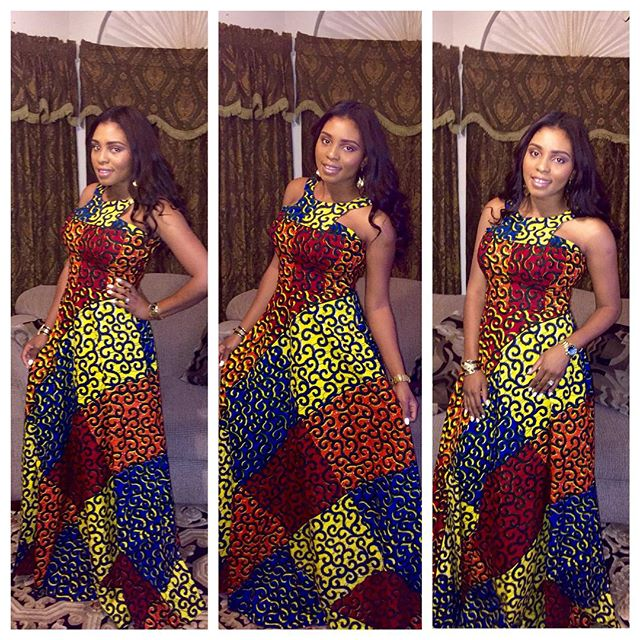 Ankara Style For Ladies Dezango Fashion Zone