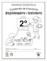 2 Material de apoyo para el Bimestre septiembre - octubre  Ciclo escolar 2016 - 2017.