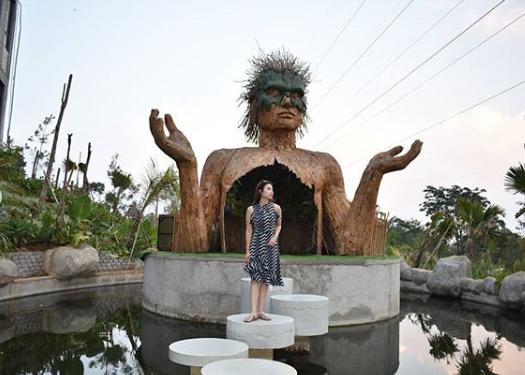 Wisata Favorit Baru di Kota Semarang Eco Park  Dusun Semilir