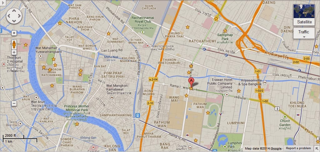 Madame Tussauds Bangkok Location Map,Location Map of Madame Tussauds Bangkok,Madame Tussauds Bangkok accommodation destinations attractions hotels map reviews photos pictures
