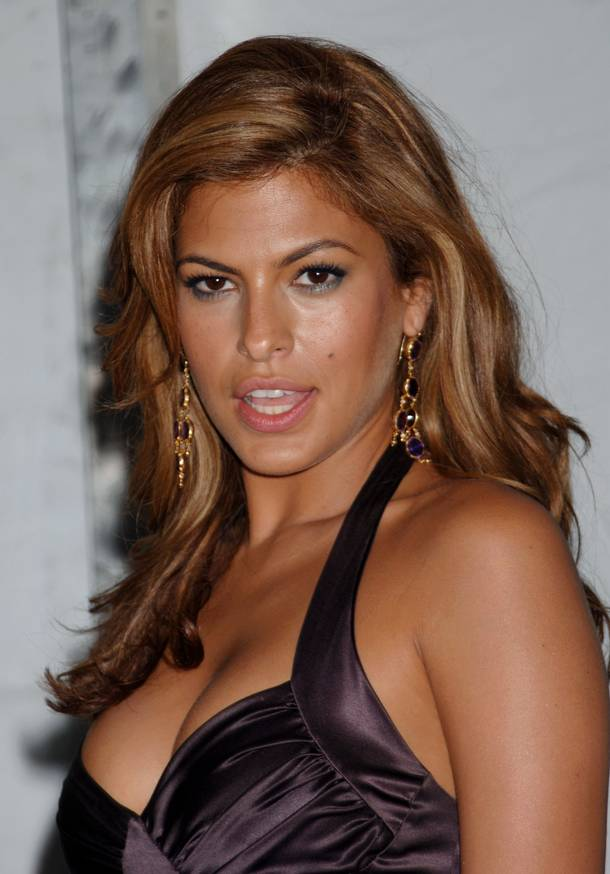 Eva Mendes Hairstyle Trends: Eva Mendes Hairstyle Trends
