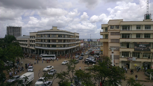 Lubumbashi, siège du gouvernement provincial, Katanga