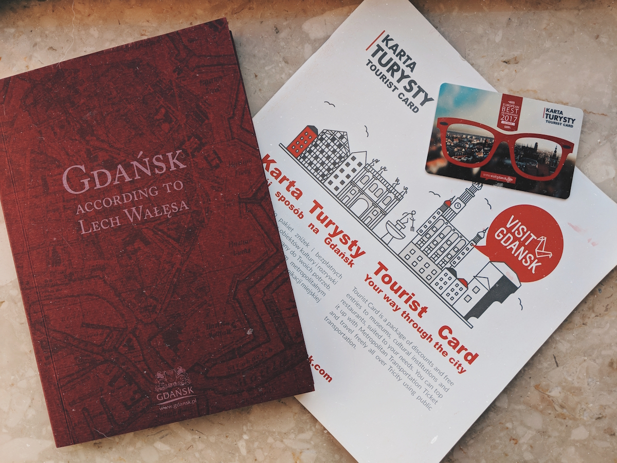 The Gdańsk tourist card