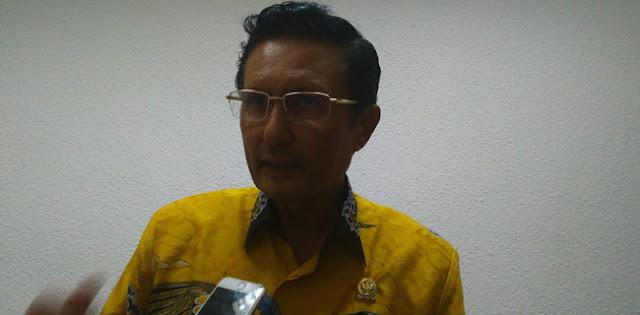 136 Anggota DPD Bulatkan Suara Usung Fadel Muhammad Jadi Ketua MPR
