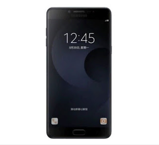 Gambar Smartphone Samsung Galaxy C10