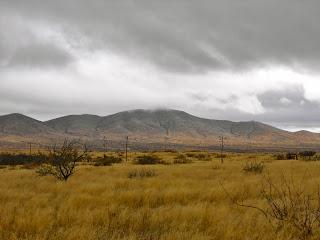 dragoon arizona scenery
