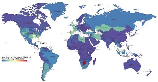 Proteste massicce in tutto il mondo contro i passaporti vaccinali