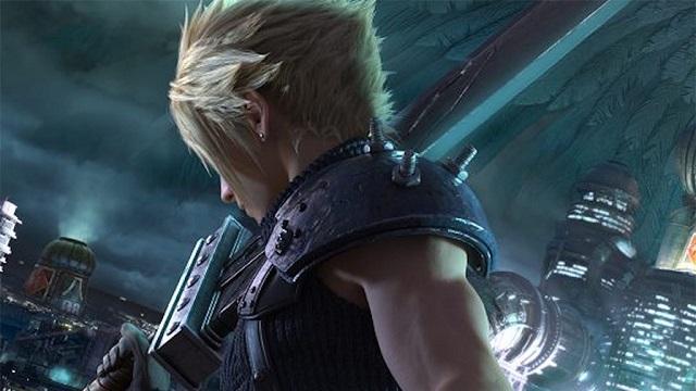 Final Fantasy VII/SquareSoft/Reprodução
