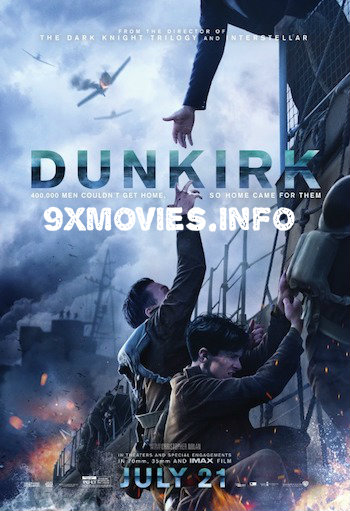 Dunkirk 2017 English Bluray 300mb Full Download
