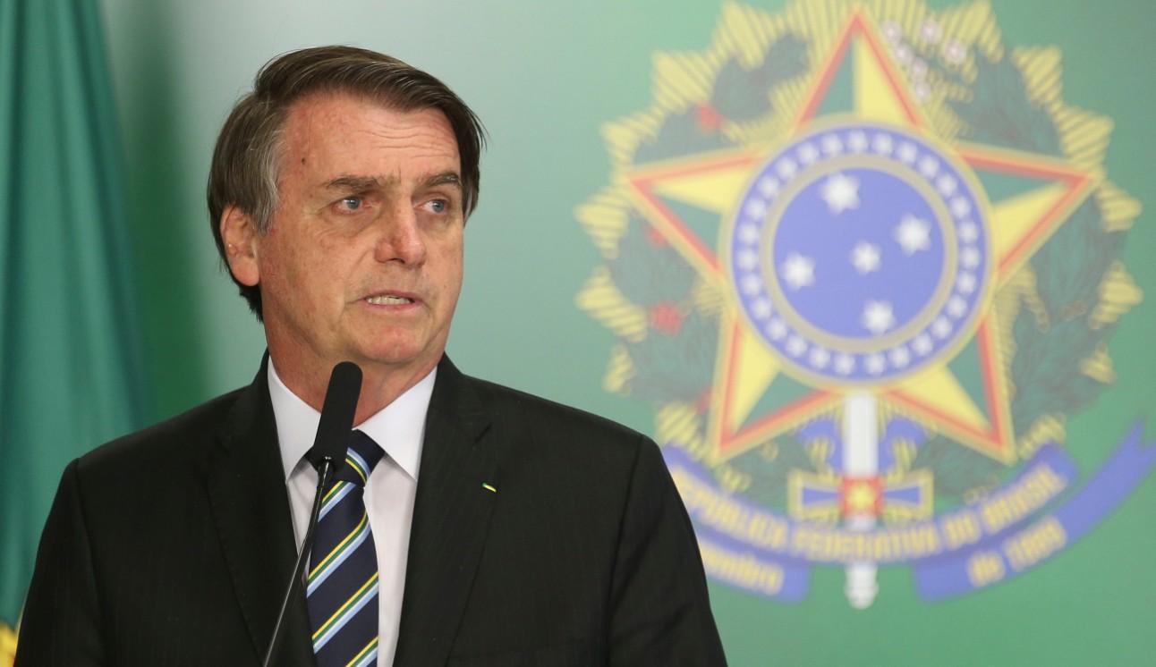 PSL defende quebra de sigilo dos gastos do cartão corporativo de Bolsonaro