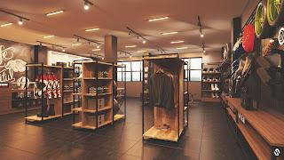 Inspirasi Desain Tokoh Yang Minimalis dan juga sederhana Inspirasi Desain Toko Yang Minimalis