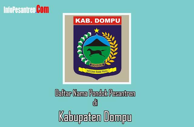 Pondok Pesantren di Kabupaten Dompu