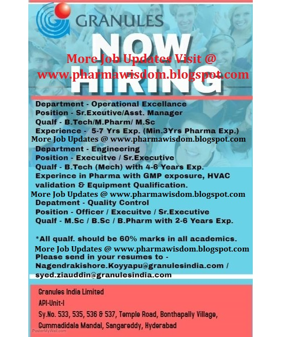 Urgently Hiring Officer