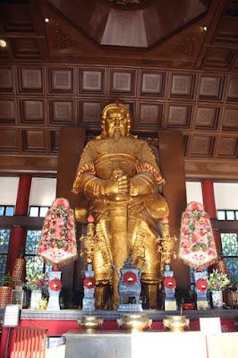 วัดแชกงหมิว (Che Kung Temple: 車公廟) @ opentour.com.hk