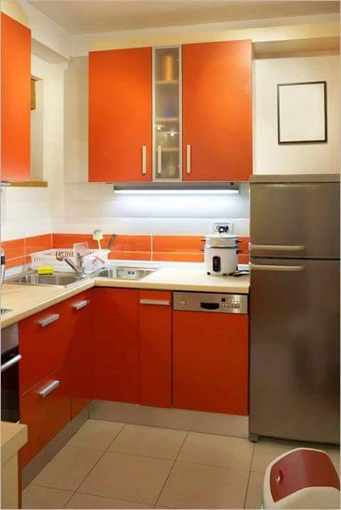 Dapur Modern minimalis Inspiratip