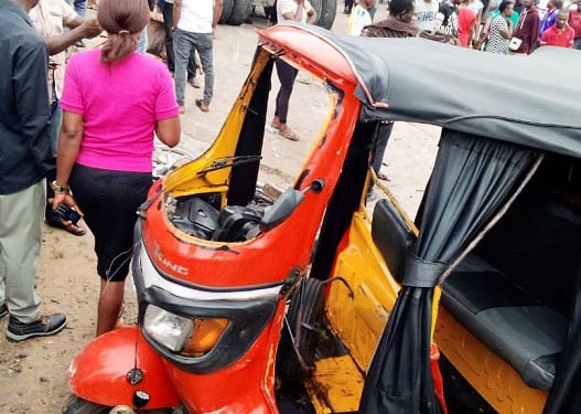 Three die as truck rams into petrol station in A'Ibom