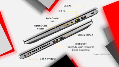 Konektivitas VivoBook 14 A416