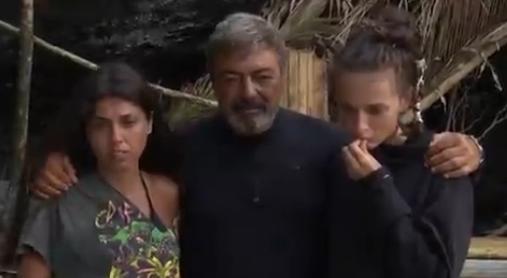 'Supervivientes 2021': Antonio Canales expulsado