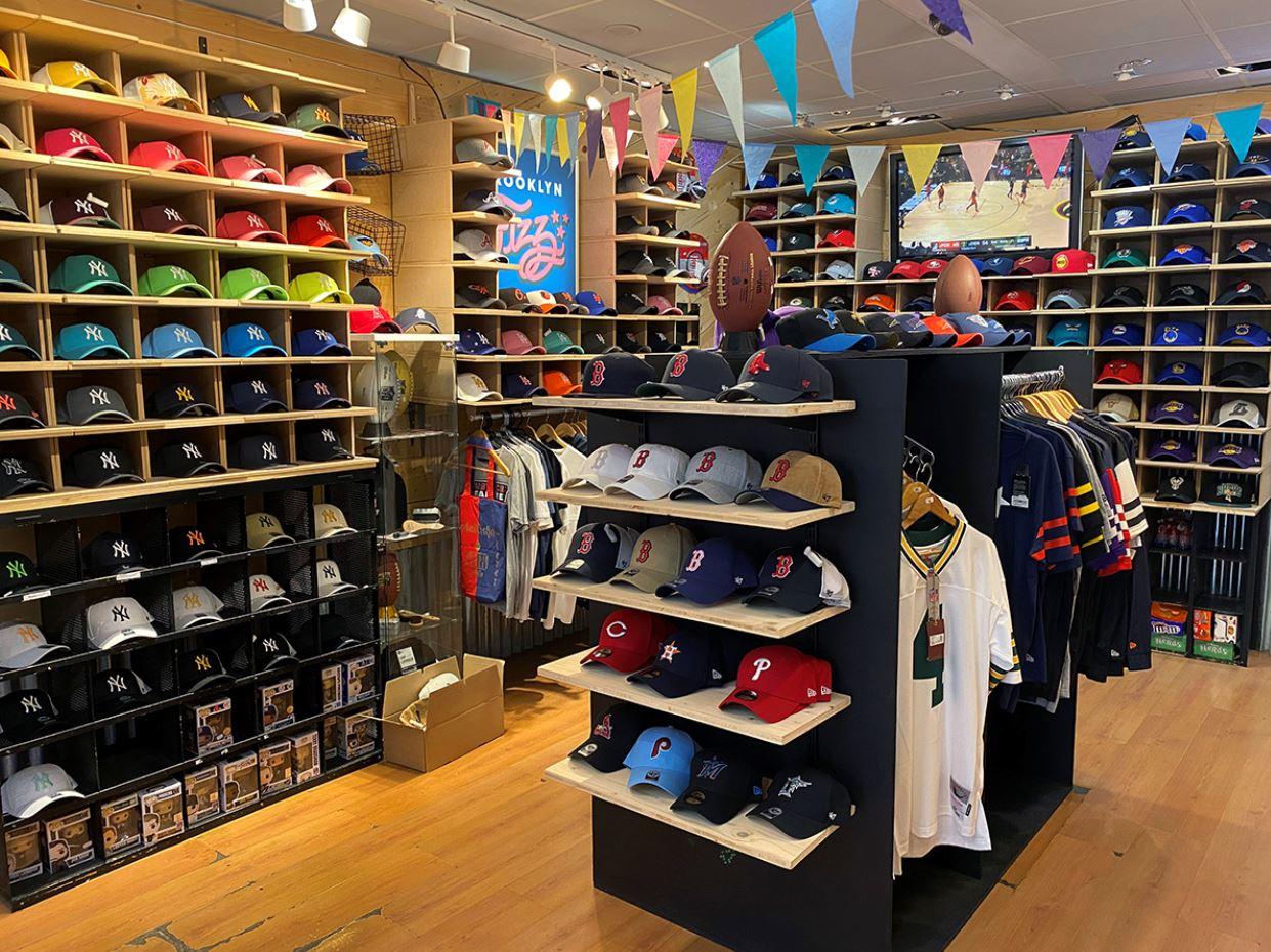 boutique Brooklyn Fizz à Lyon