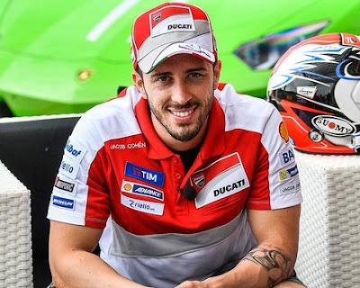 Seteru dengan Lorenzo, Dovi Tolak Jadi Rider Kedua Ducati