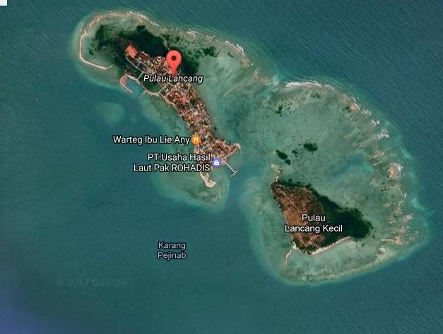 Destinasti Objek Wisata Pulau Lancang di Pulau Pari ...