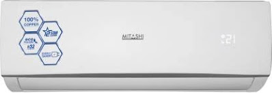 Mitashi 1.5 Ton 2 Star Inverter Split AC