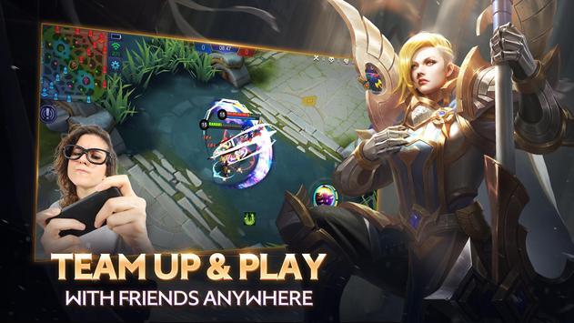 تحميل لعبة mobile legends: bang bang مهكرة للأندرويد