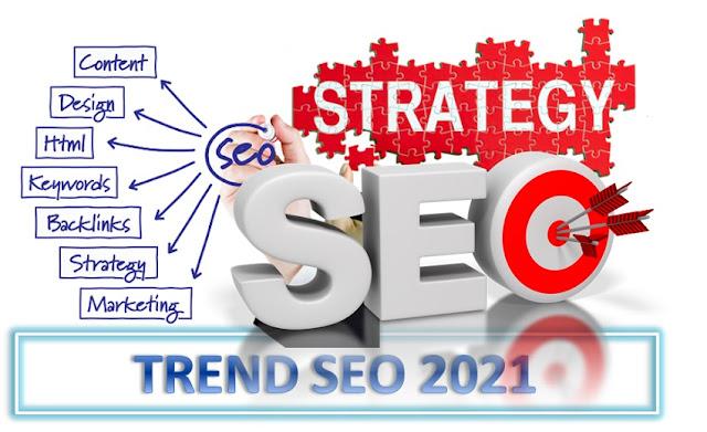 Strategy SEO 2021