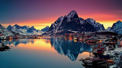 Jesús Augusto Sarcos Romero: Noruega, un país de cuento de hadas