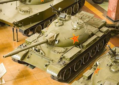 World of Tanks Blitz Çin Type 62 Tank