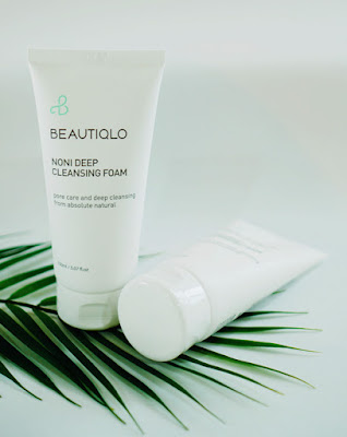 Beautiqlo Noni Deep Cleansing Foam