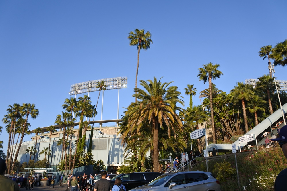 la dodgers, dodger stadium, los angeles, california