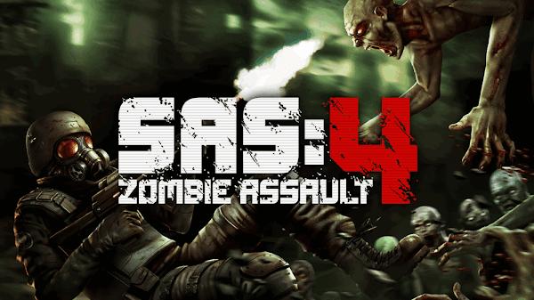 SAS: Zombie Assault 4:1.9.0 (Mod Money/Revive/Unlock)