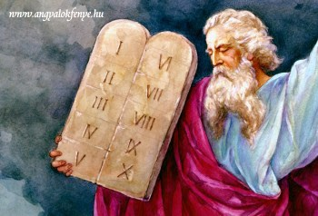 Isten üzenete: Tízparancsolat
