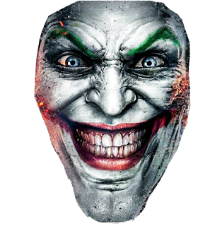 joker face png