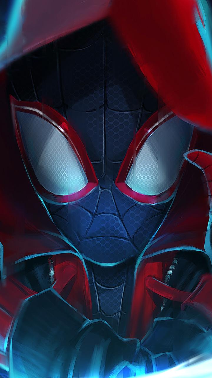 Spider Man Verse Wallpaper Hd