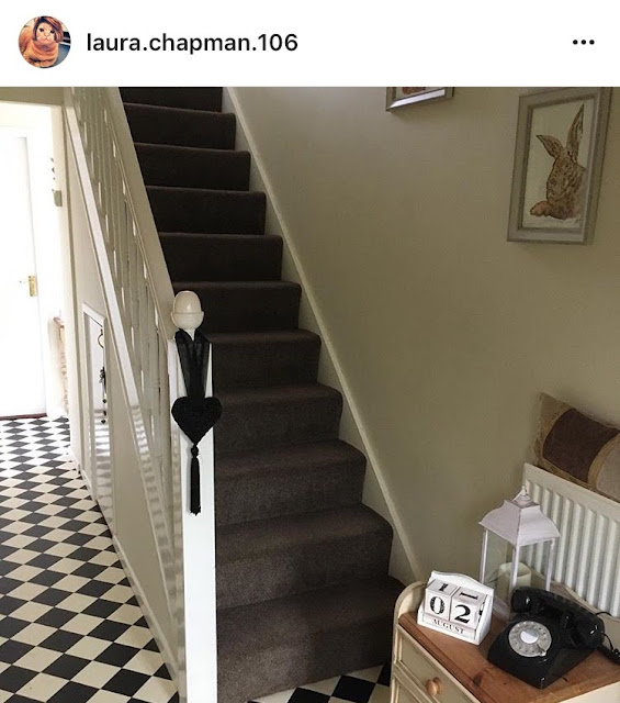 Inspiration for styling your hallway, and creating a stunning entrance to your home, featuring some of the most beautiful real-life homes from Instagram