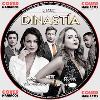 DINASTIA - DYNASTY 2017 TEMPORADA 1 [COVER - SERIES - DVD]