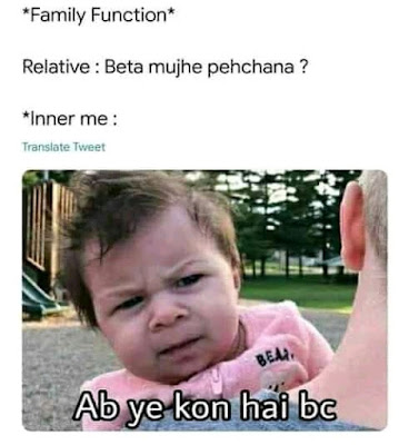 Comedy funny memes - memes in hindi